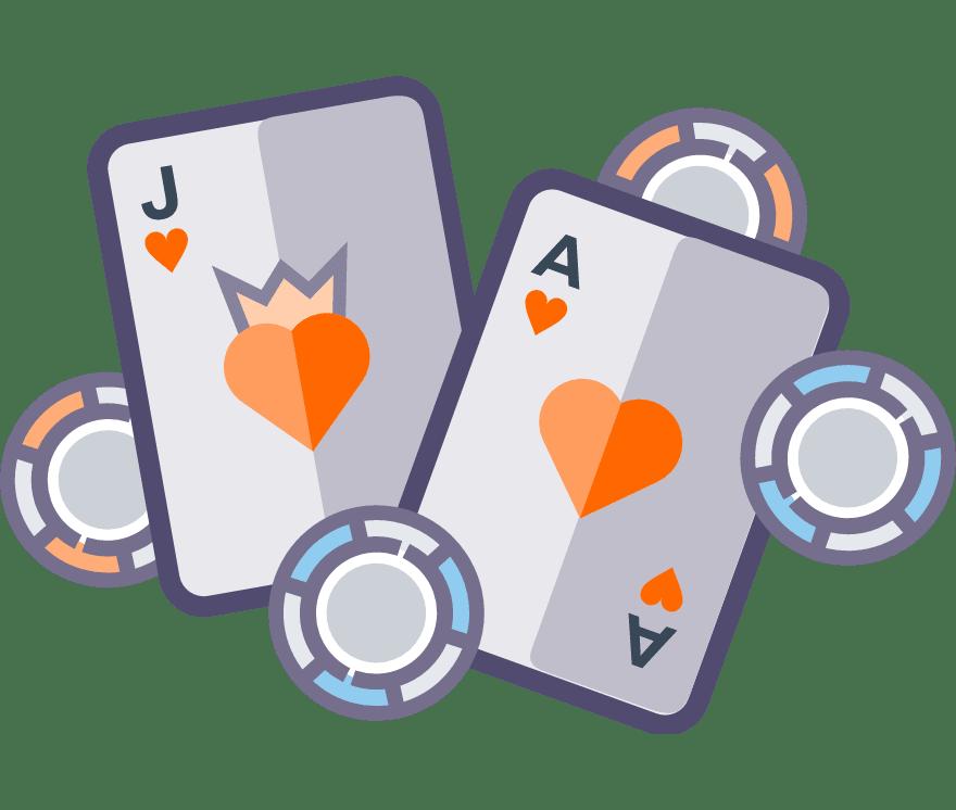 Pelaa Blackjack verkossa -Suosituimmat 103 eniten maksavaa New Casinoä 2021