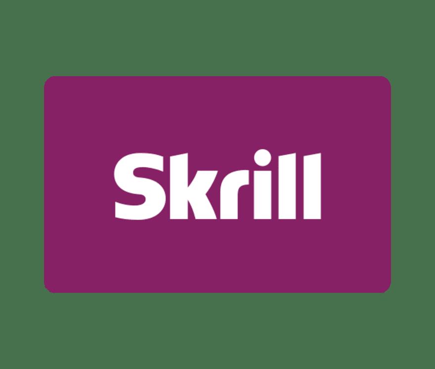 Top 97 Skrill New Casinos 2021 -Low Fee Deposits