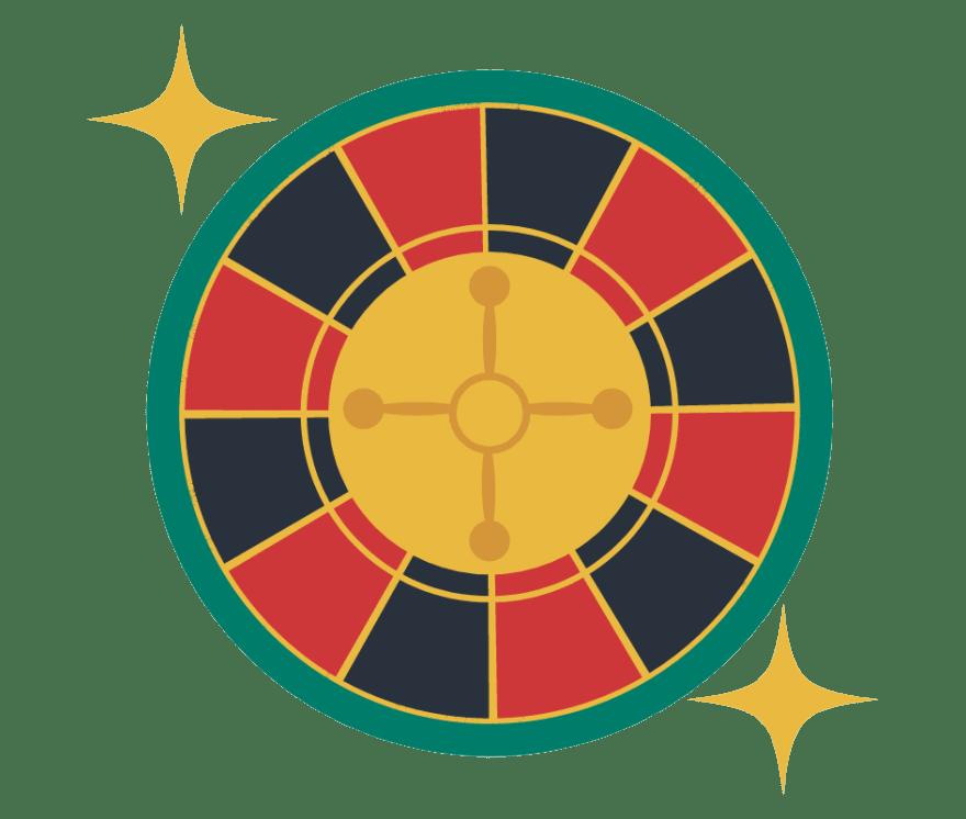 Pelaa Ruletti verkossa -Suosituimmat 156 eniten maksavaa New Casinoä 2021