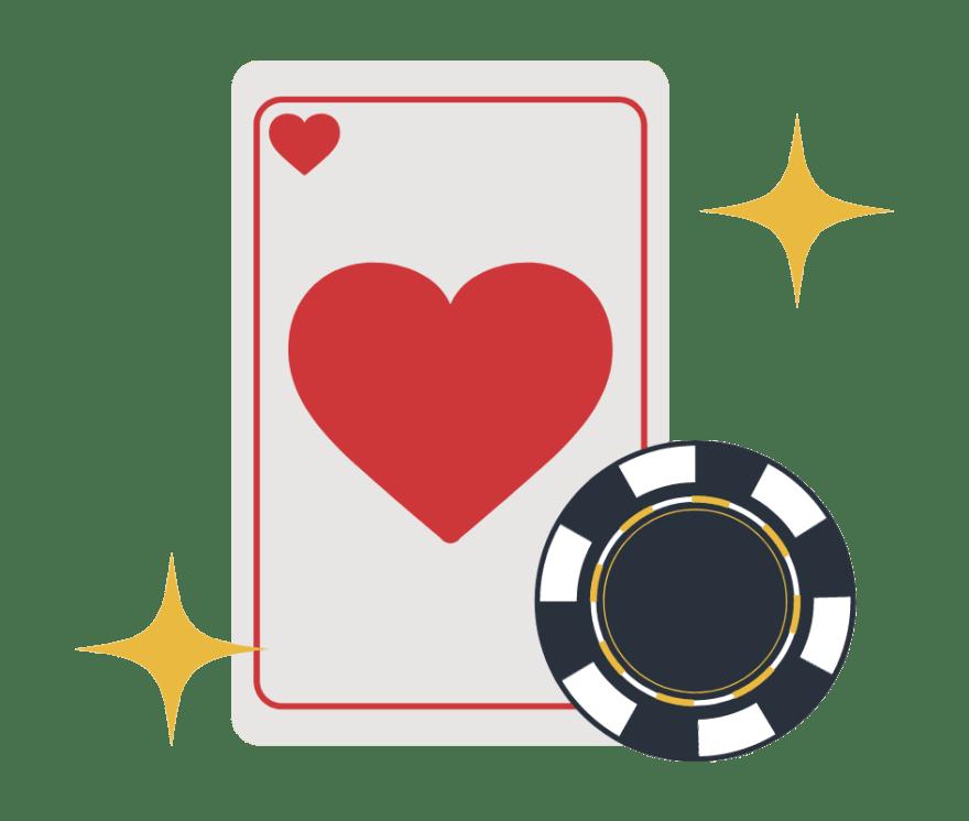 Pelaa Pokeri verkossa -Suosituimmat 115 eniten maksavaa New Casinoä 2021