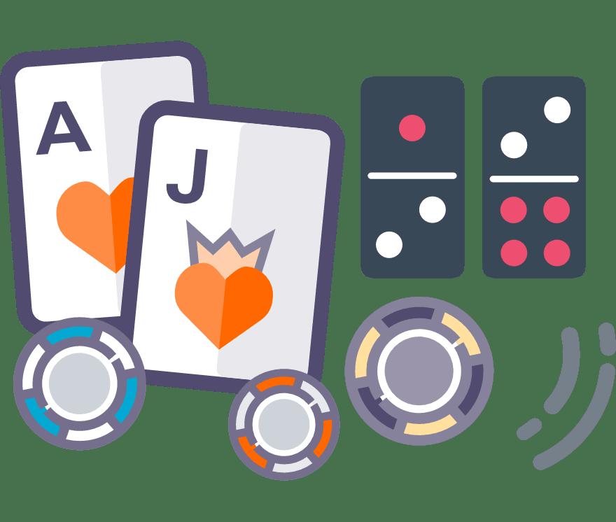 Pelaa Pai Gow verkossa -Suosituimmat 40 eniten maksavaa New Casinoä 2021